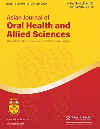 Asian Journal of Oral Health and Allied Sciences